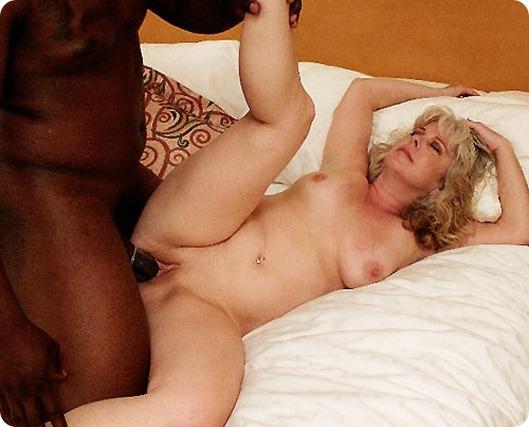 blonde milf fucked